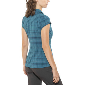 Directalpine Sandy 1.0 - T-shirt manches courtes Femme - Bleu pétrole